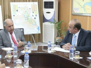Minister of Water Resources meets with Koop International