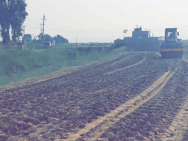 Irrigation System Saladin Governorate