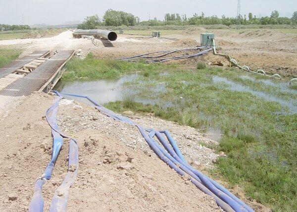 Turkey pipeline