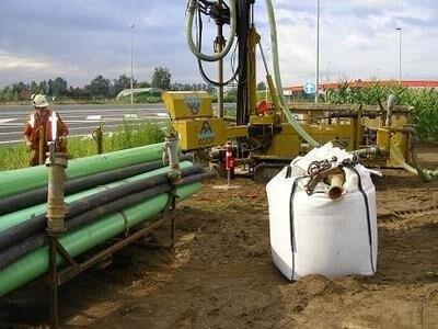 Belgium pipeline