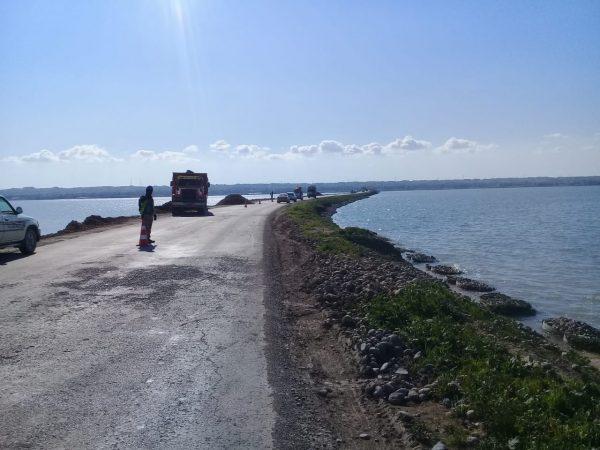 Hemrreen Dam Side Slope Protection