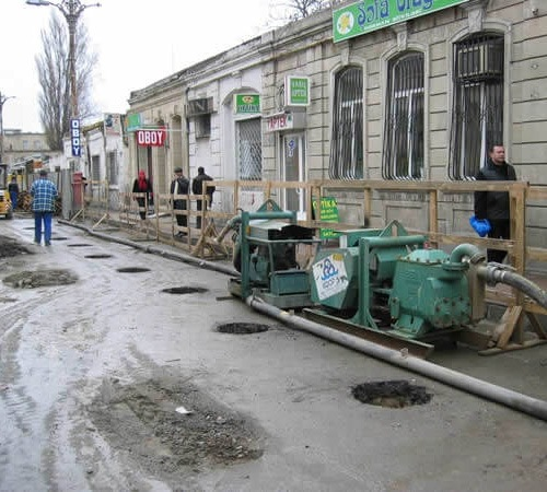 Baku Sewage Project