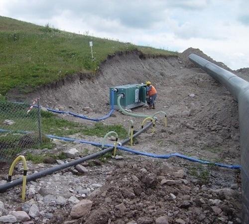 Nacap Pipeline Turkey